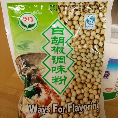 白胡椒调味粉