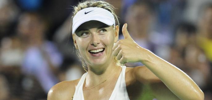 Maria Sharapova vs. Svetlana Kuznetsova